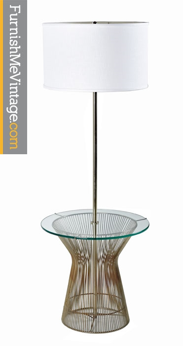 Laurel Lamp in The Manner of Warren Platner