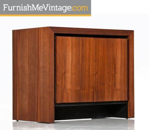 Dillingham Esprit Mid Century Modern Nightstand