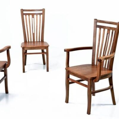 Brazilian Hardwood Dining Chairs