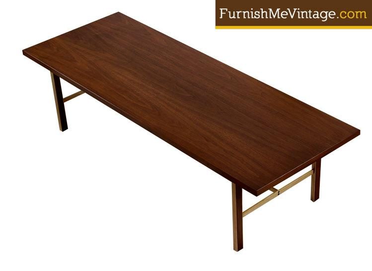 Refinished Mid Century Paul McCobb Calvin Coffee Table - Calvin coffee table