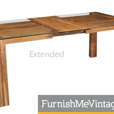 Verbois Rive ZIG TDE 4260 Contemporary Dining Table