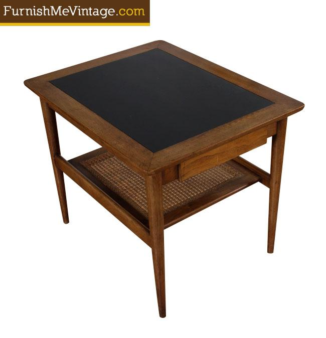 American Of Martinsville Mid Century Coffee Table: Mid Century Modern End Table By American Of Martinsville