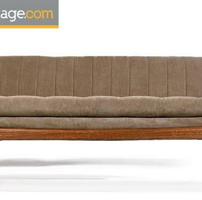 vintage,modern,Adrian Pearsall,Oak,gondola sofa,couch