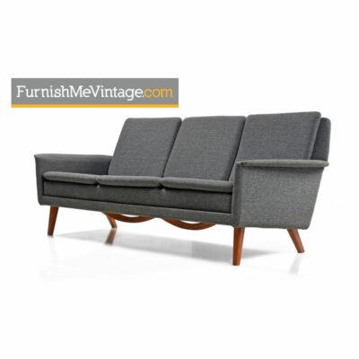 Folke Ohlsson gray sofa