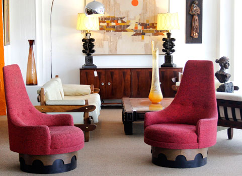 Mid Century Vintage Home Décor And Furniture