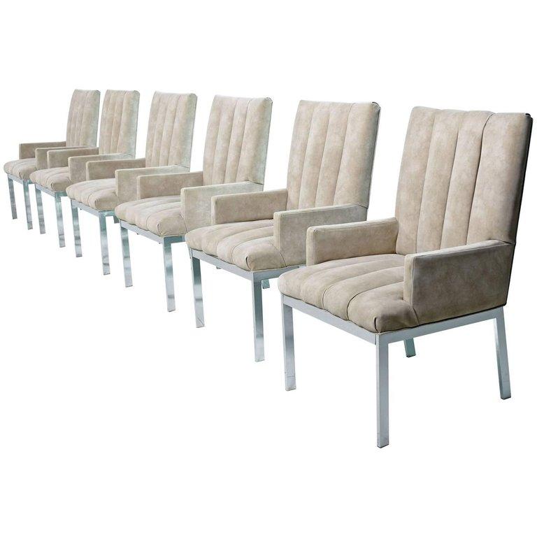 Milo Baughman Design Institute Of America Chairs
