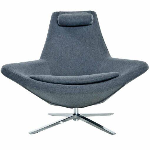 b and b italia metropolitan chair