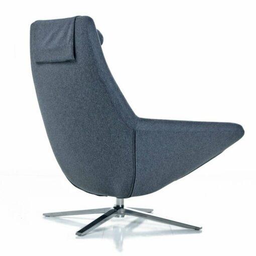 metropolitan italian lounge chair