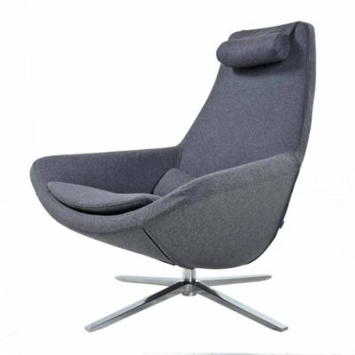 metropolitan lounge chair bb italia