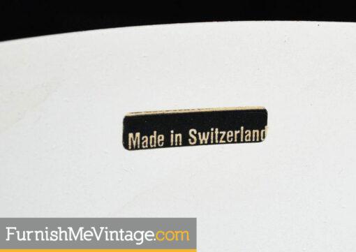 Swiss Modern Floor Lamp