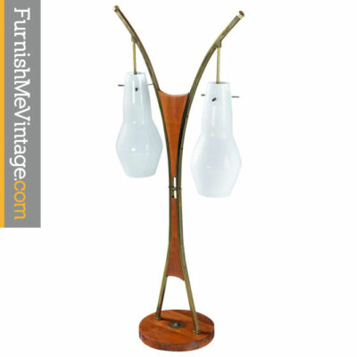 Modeline mid-century modern table lamp