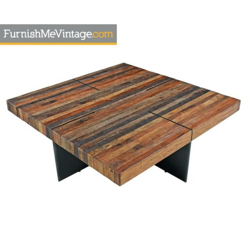 Industrial Coffee Table - Thomas Bina for Rochdale Spears