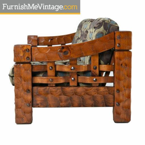 knotty-pine-sofa