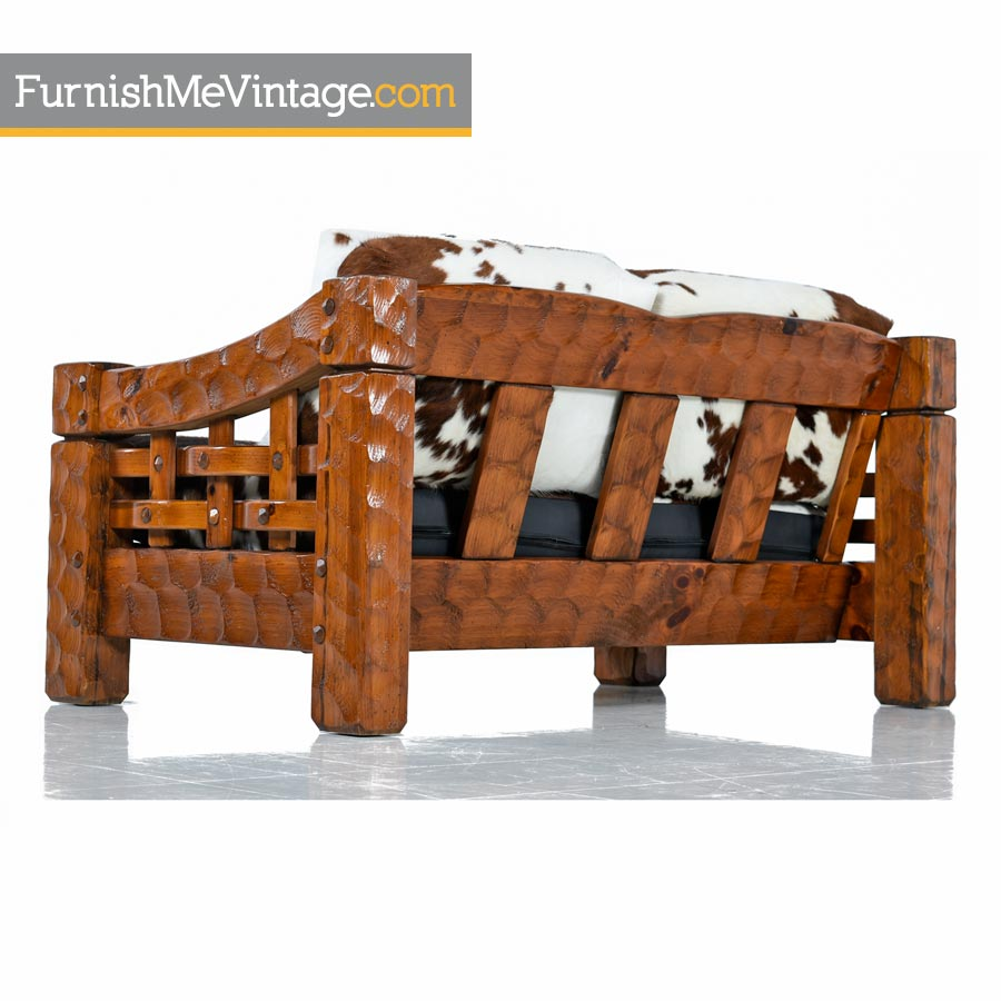 Attirant NULL,adirondack Furniture, Adirondack Chair, Log Cabin Furniture, Rustic  Sofa, Log