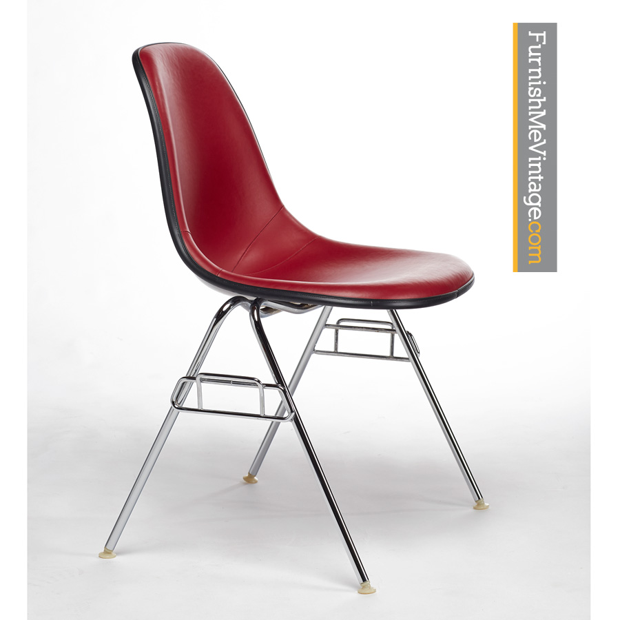 Eames, Shell Chairs, Herman Miller, Vinyl, Modern, Vintage,