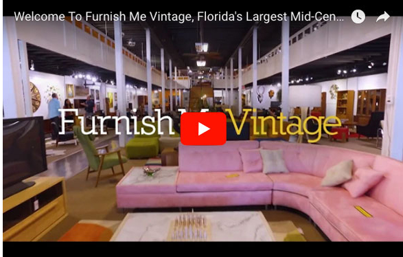 All available mid-century modern furniture