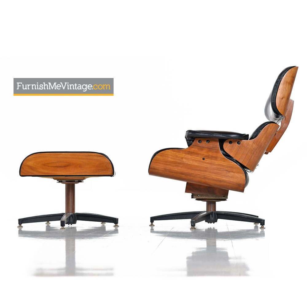 9101ebde27d7 Eames Style Lounge Chair - Mid-Century Modern Made in Canada