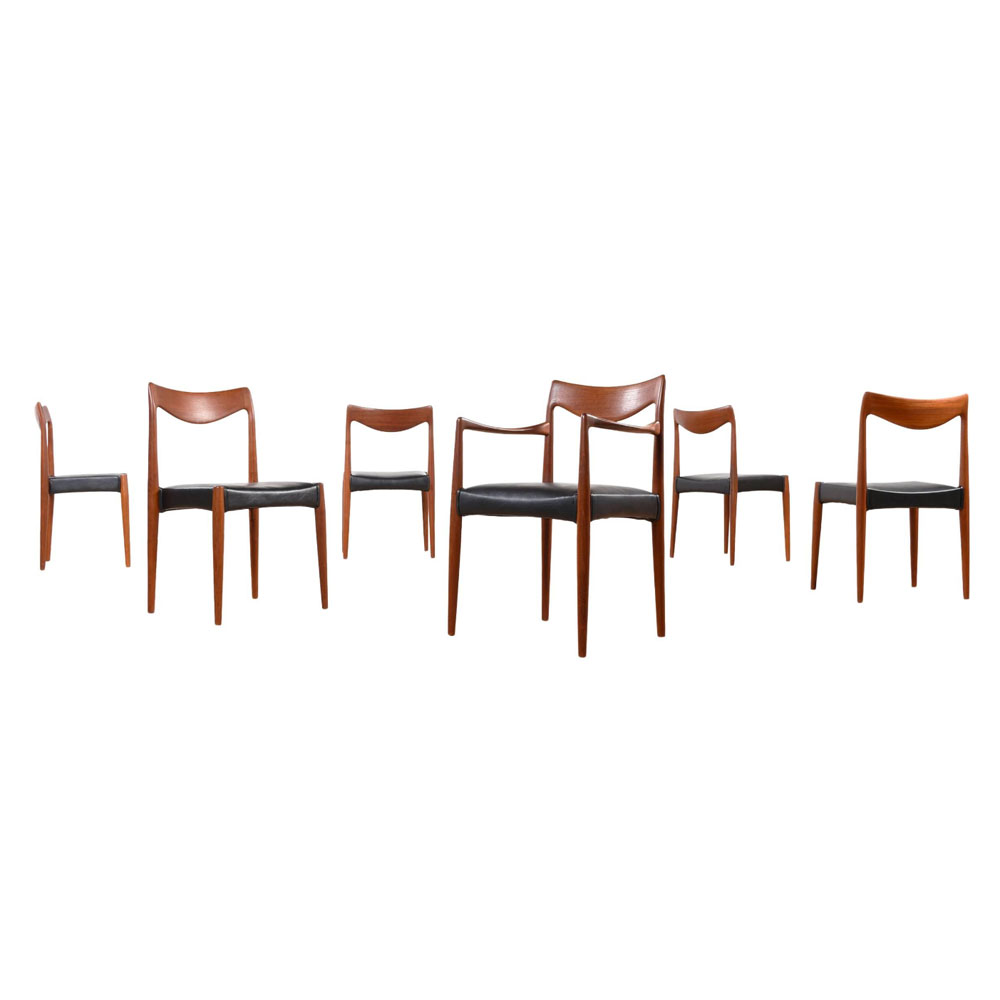 Pleasant Gustav Bahus Bambi Dining Chairs Ncnpc Chair Design For Home Ncnpcorg