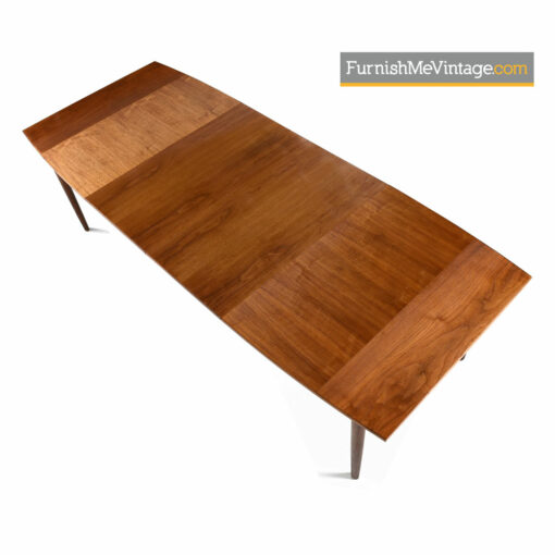 Drexel Parallel Dining Table by Designer Barney Flagg