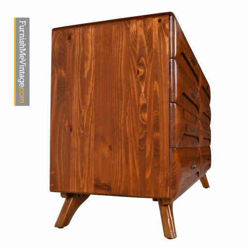 Franklin Shockey Sculptured Pine Dresser - Solid Wood