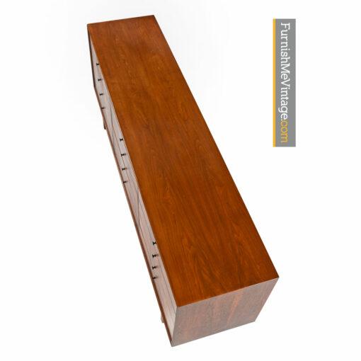 Walnut Dresser Credenza - Jack Cartwright for Founders