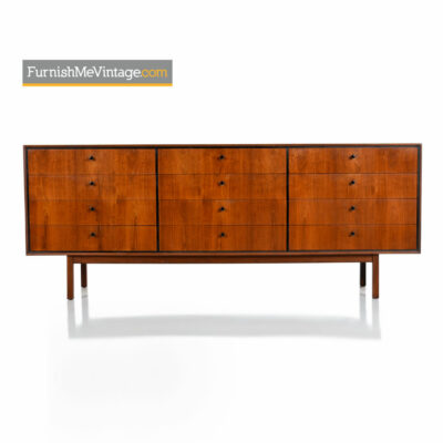 Walnut Dresser Credenza - Jack Cartwright for Founders