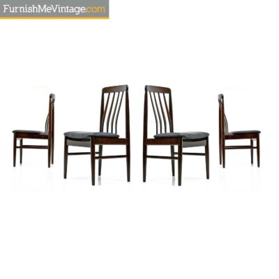 Danish Rosewood Dining Chairs