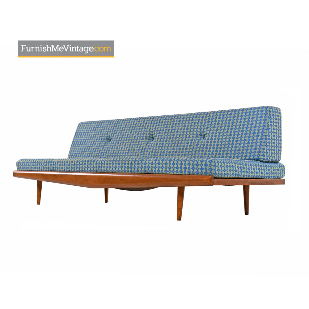 Pearsall Style Daybed Sofa Couch