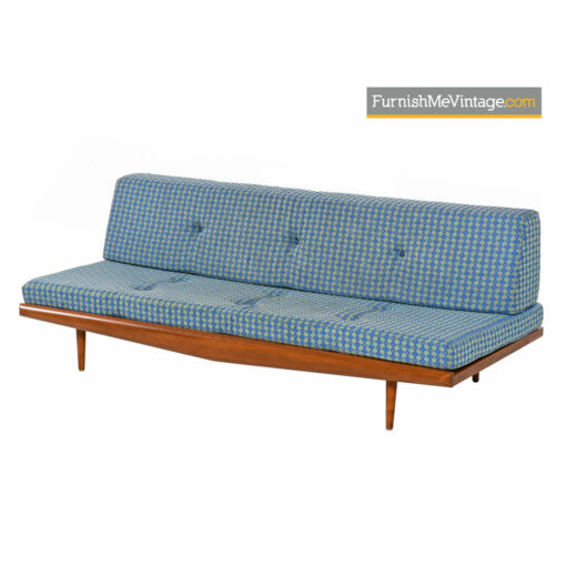 Pearsall Style Daybed Sofa Couch - Mid Century Modern