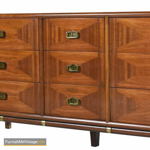 Thomasville Talisman Dresser - Eastern Campaign Style