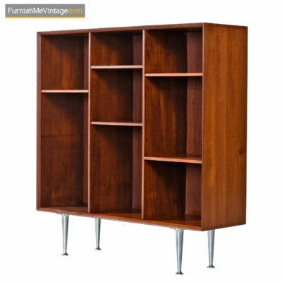 Bookcase by Peter Hvidt & Orla Molgaard-Nielsen - Solid Teak