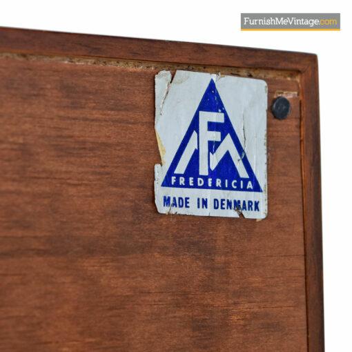 Ib Kofod Larsen for Fredericia Moblefabrik 8-Drawer Teak Dresser