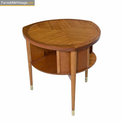 brown-saltman john keal end table