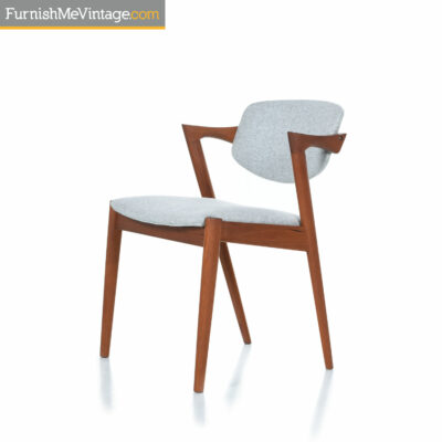 Kai Kristiansen #49 Danish teak chair