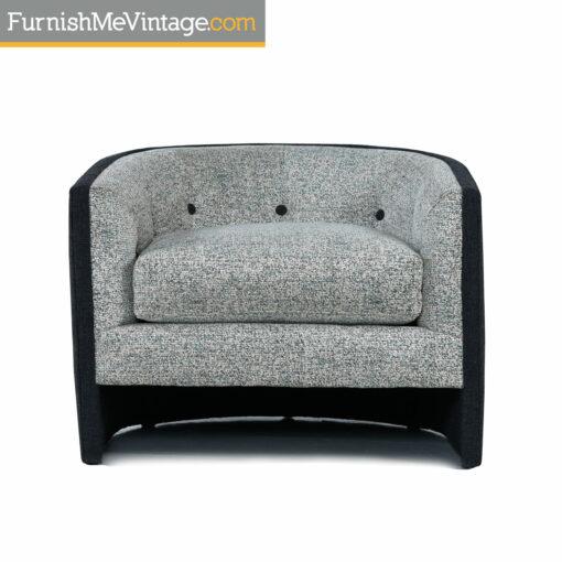 mid century modern tub chairs