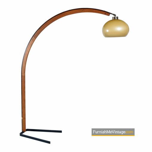 nova lighting mid century modern arc lamp