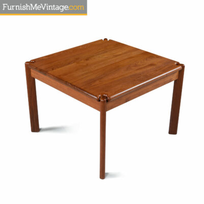 tarm stole solid teak table