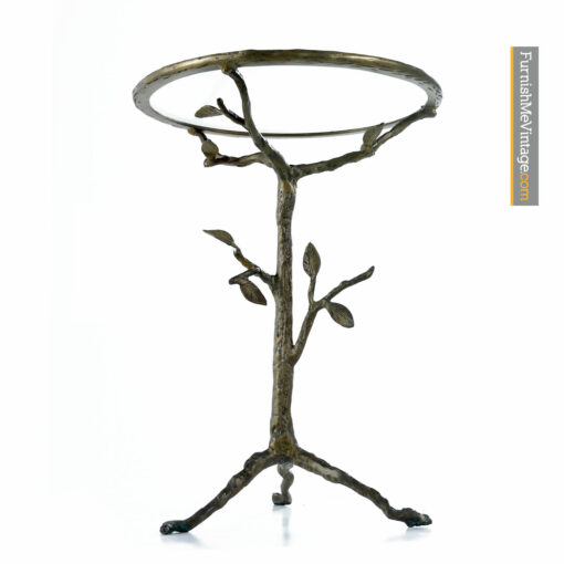 willy daro bronze side table