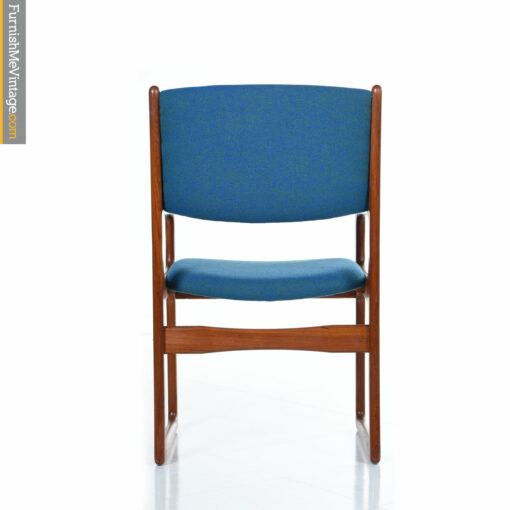 benny linden teak armchair