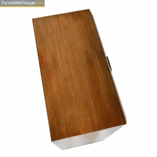 mahogany robsjohn gibbings dresser