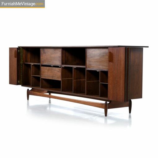 mid century modern danish cabinet