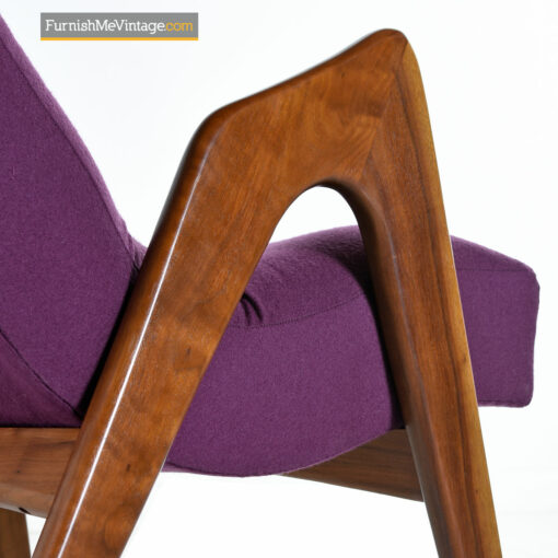 Adrian Pearsall 705 CW lounge chairs