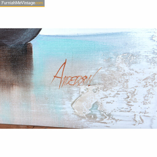 anderson painting signature
