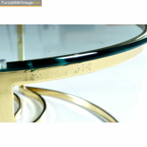 brass metal spots
