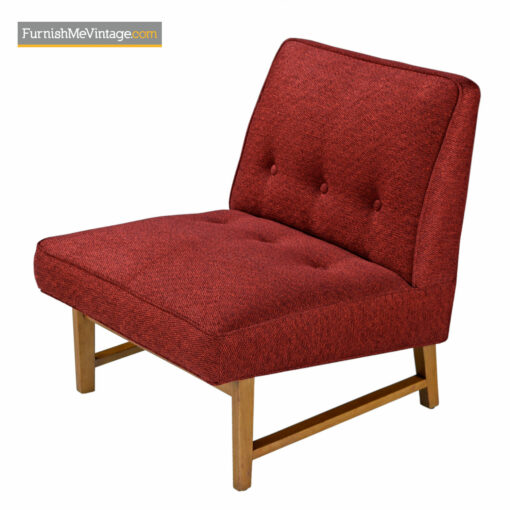 Edward Wormley for Dunbar slipper chair