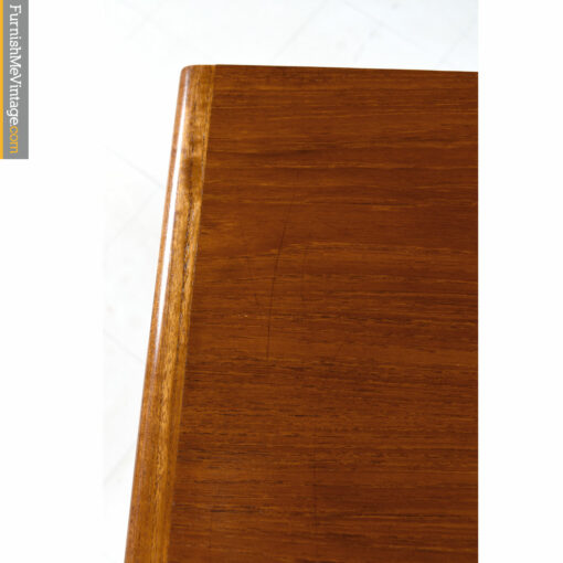 danish teak nightstand