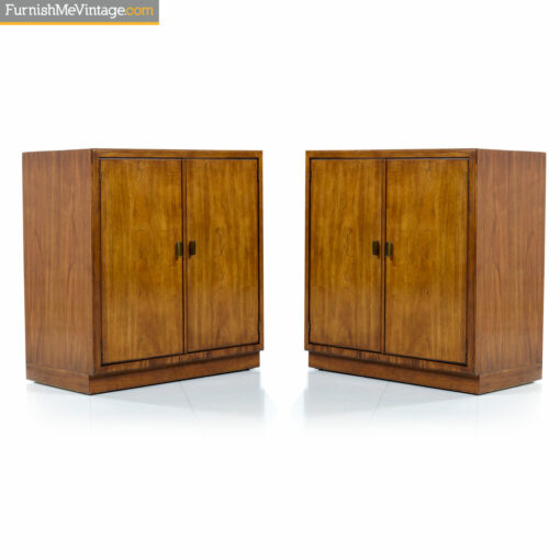 Drexel commode cabinets