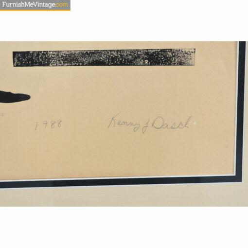 kenny dasch pencil signature