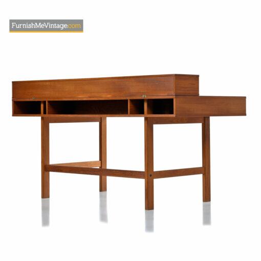 peter lovig danish teak desk