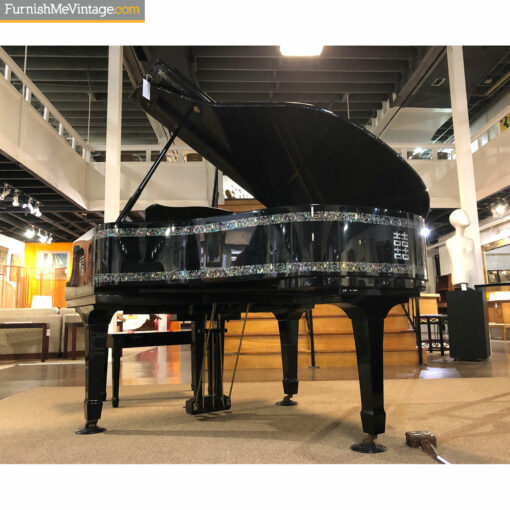 baby grand piano young chang korear